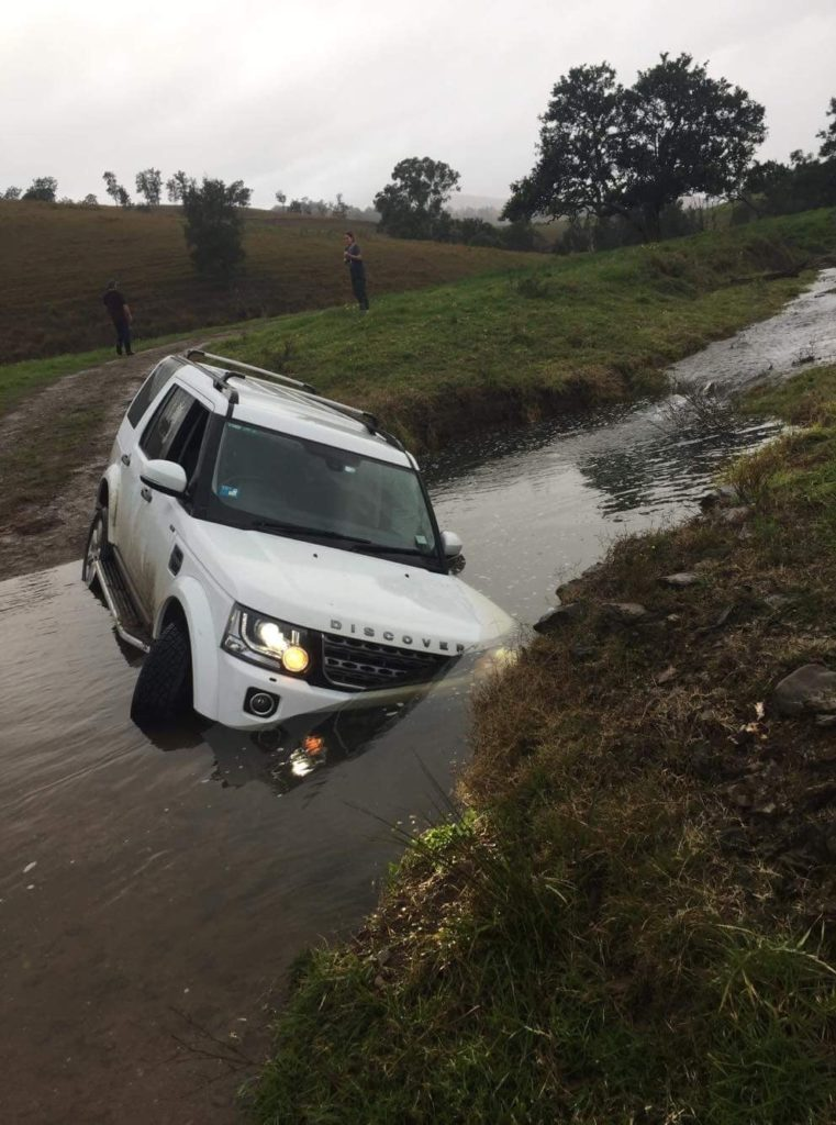 4x4 Tagalong Experience in Australia